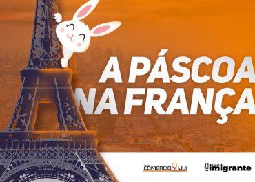 A Páscoa na França